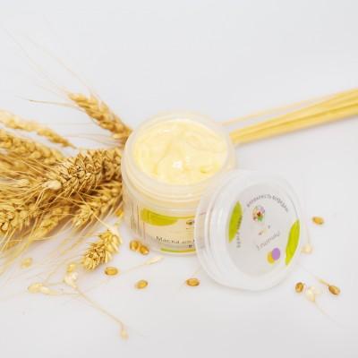 Маска пшеничная